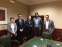 Feacem se reune con diputados del grupo parlamentario de Ciudadanos