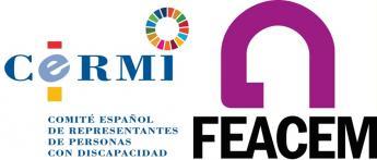 logo CERMI y FEACEM